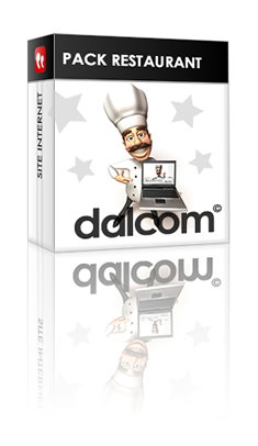 Pack Restaurant Dalcom